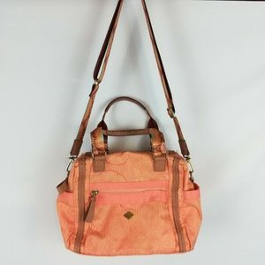 Oilily Women's Convertible Floral handbag